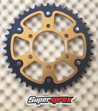 SUPERSPROX Ruota Dentata Kawasaki zx-6r, zx600p, zx636, Ninja RST 478-43, #520, NUOVO