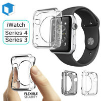 For Apple Watch Series 4/3 40/44mm Case Cover Protector iWatch Protective Bumper