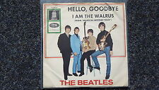 Beatles - Hello, goodbye/ I am the walrus 7'' Single Stuhlcover