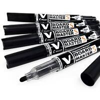Pilot Begreen V-Board Master Whiteboard Marker – Extra Fine – Black - Pack of 5