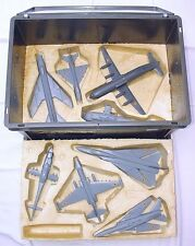 US Army COLD WAR 8x RUSSIAN AIRCRAFT Resin Model Military TRAINING KIT Unique!