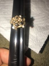 Estate Ring 14K Yellow Gold  Ring Size 6.5