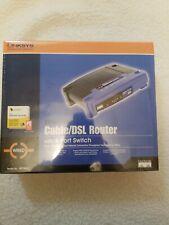 Linksys Befsr41 4-Port 10/100 Wired Router (Befsr41 v4)