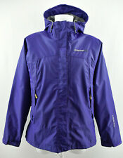 DIDRIKSONS Storm System Womens Jacket Waterproof Breathable Hooded Outdoor Sz 42