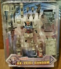NEW SEALED Gundam RX-79G Gundam DELUXE EDITION WITH MORE WEAPONS