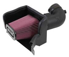 K&N 63 Series Aircharger Air Intake System 14-18 Chevy Corvette C7 6.2L V8 LT1