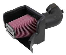 K&N 63 Series Aircharger Air Intake System 14-17 Chevy Corvette C7 6.2L V8 LT1