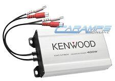 KEWOOD 400 WATT 4 CH STEREO MARINE WATER RESISTANT AMP FOR HARLEY DAVIDSON