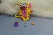FULL BODY  SILICONE BABY girl Minature doll