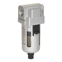 SEALEY SA2001/F Air Line Supply Filter * Heavy Duty & Regulator Preset Pressure