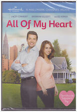 ALL OF MY HEART (DVD, 2015) NEW