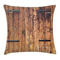 Rustic Throw Pillow Cases Cushion Covers Home Decor 8 Sizes