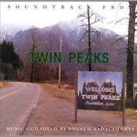 Twin Peaks [Soundtrack] by Angelo Badalamenti (NEW SEALED CD)