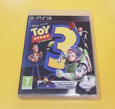 Disney Pixar Toy Story 3 La Grande Fuga GIOCO PS3 VERSIONE ITALIANA