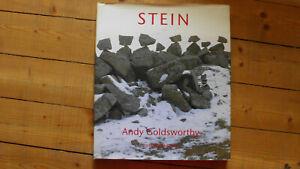 Andy Goldsworthy Stein Buch