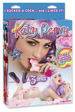 Katy Pervy Love Doll PipeDream Dolls