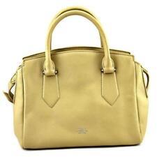 Bolso de mujer de color principal amarillo de piel