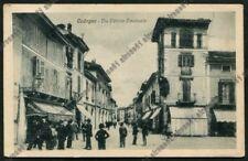 LODI CODOGNO 11 BAR CENTRALE - BIRRA BIRRERIA Cartolina VIAGGIATA 1918