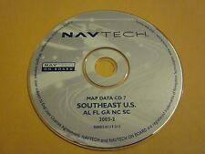 RANGE ROVER BMW NAVIGATION SYSTEM CD # 7 OEM SOUTHEAST 2003-2