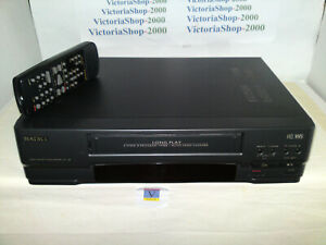 MATSUI VX1100 VHS VCR Video Recorder- Auto Head Cleaner-Long Play- HQ VHS Pal