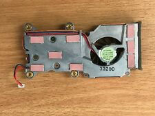 IBM Thinkpad X30 X31 CPU Cooling Fan + Heatsink 27L6804 27L6738