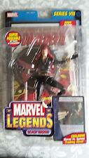 MARVEL LEGENDS SERIES VIII BLACK WIDOW (cheveux rouge) (RARE) 2004