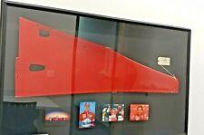 Formula 1 Memorabilia Ferrari F1 Side Wing Michael Schumacher