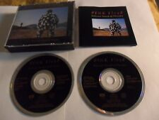 Pink Floyd - Delicate Sound Of Thunder (2CD FAT BOX 1988) Holland Pressing