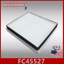 FC45527 CAF1812C VCA-1074 CABIN AIR FILTER: 2003-2004 SILVERADO 1500 2500 & 3500
