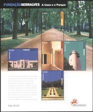Portugal 2005 Serralves Art Museum/Buildings/Architecture/Park 5v m/s (b750t)