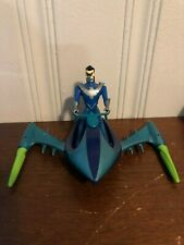 Batman The New Adventures Hydrojet Nightwing Action Figure with Vehicle