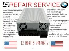 BMW E60 E90 E92 E63 LOGIC7 AMPLIFIER REPAIR SERVICE ONLY! Warranty 12m.
