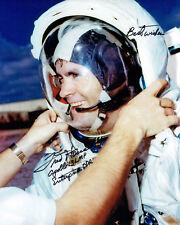 Fred HAISE Apollo 13 Astronaut Signed Autograph 10x8 Photo 1 COA AFTAL