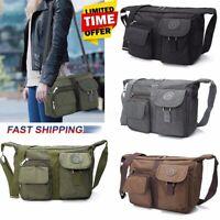 Women Casual Nylon Shoulder Bag Handbag Travel Messenger Crossbody Tote Purse US