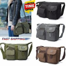 Women Casual Nylon Shoulder Bag Handbag Travel Messenger Crossbody Tote Purse US