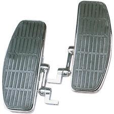 Drag Specialties Bolt-On Adjustable Floorboards Harley Softail Custom 1986-2010