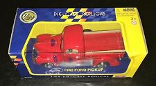 no. 73200 1940 ford pickup 1:24 die cast replicas motor max