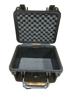 Peli 1300 Protector Case with Foam Black