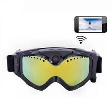 Camera Ski Goggles Anti-Fog Snowboard Goggles winter sport  Goggles