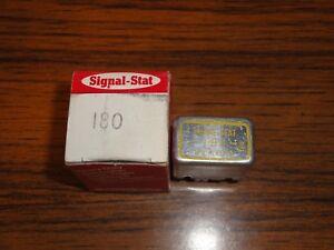 Vintage 1960's Signal Stat Three(3) Prong 180 12 Volt Flasher