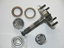 New 1965-1982 C2 & C3 Corvette Rear Spindle, Axle with bearings and seals