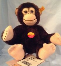 Steiff Bongo Mohair Chimpanzee Classic Germany 030826 2005 3+ Boy Girl  $118