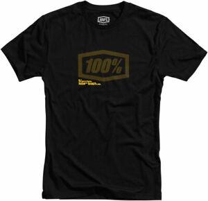 100% MX Motocross OCCULT T-Shirt (Black) Choose Size