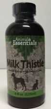 (New) Animal Essentials Milk Thistle, 4 oz | Herbal Extract for Dogs and Cats