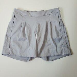 "Nike Women shorts Dri-FIT UV 6"" Golf Small Gray"