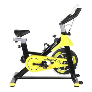 Speed Q3 - Indoor Exercise Bike - Gym Training Cycle Home Fitness Workout
