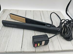 "Chi Global Beauty Network 1"" Ceramic Flat Iron Hair Straightener GF1001"