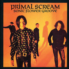 Sonic Flower Groove by Primal Scream (Group) (CD, Jun-1991, Phantom Records...