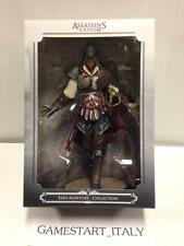 ASSASSIN'S CREED II 2 STATUA ACTION FIGURE 22 CM EZIO AUDITORE BLACK NUOVO NEW