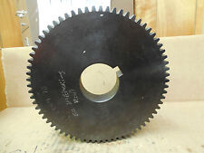 """No Name Spur Tooth Gear 2-313-0064-70 70T 70 Tooth 2"""" Keyed Bore 7"""" OD New"""